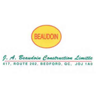 Beaudoin J A Construction Ltée